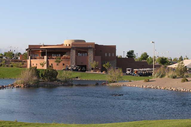 Sandia casino golf course