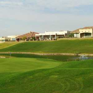Las Cruces GC at Sonoma Ranch: clubhouse
