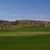 A view of the 5th hole at Black Mesa Golf Club