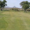 A view of a fairway at Apache Mesa Golf Course